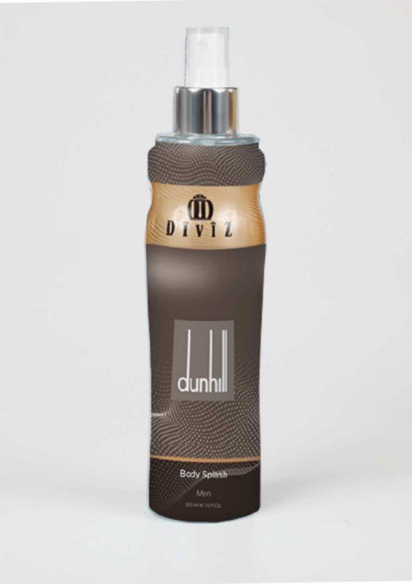 dunhill body spalsh- اسپری بادی اسپلش